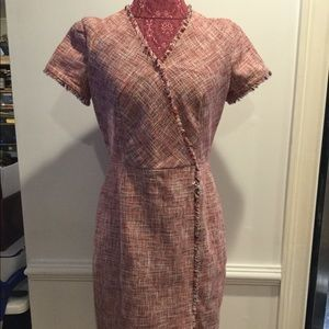 Banana Republic pretty dress size 6